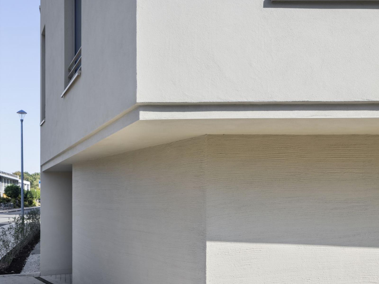 Rollstuhlgerechtes Wohnen Feuerwehrhaus Innenhof