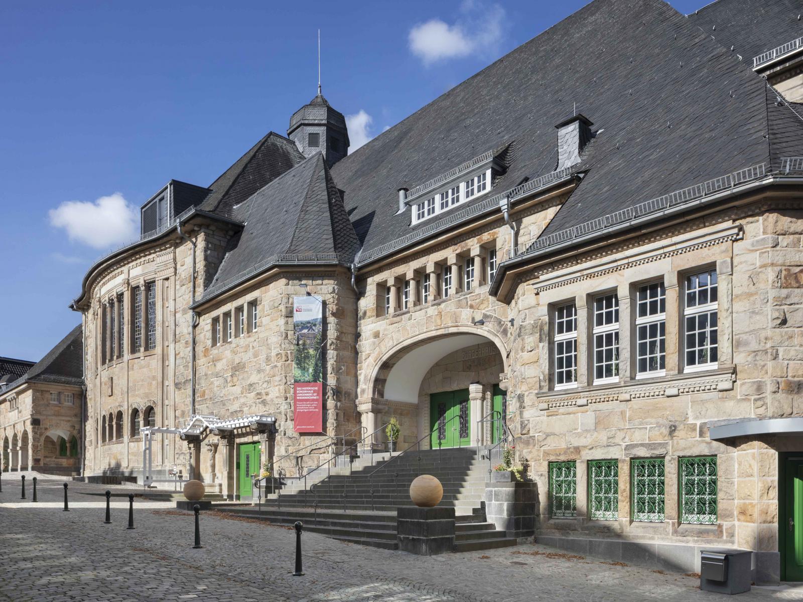 Bürgerhaus Velbert-Langenberg