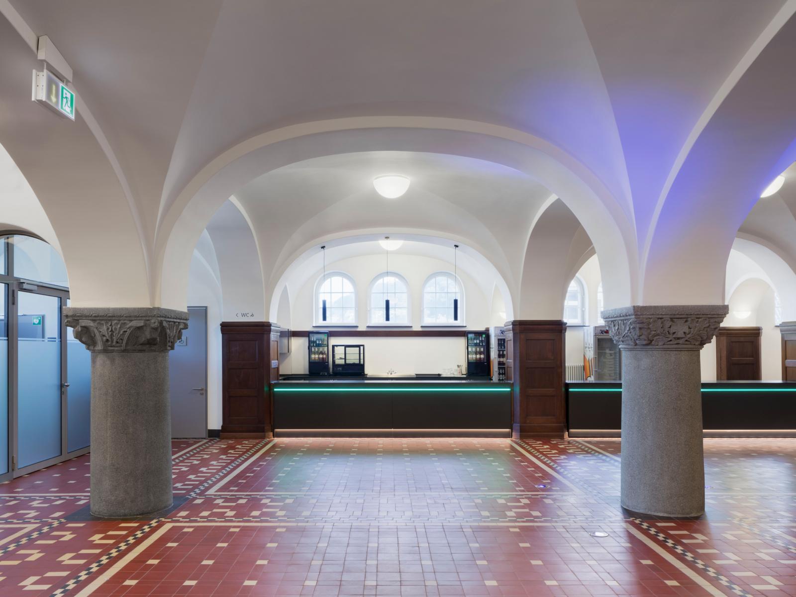 Bürgerhaus Velbert-Langenberg Foyer