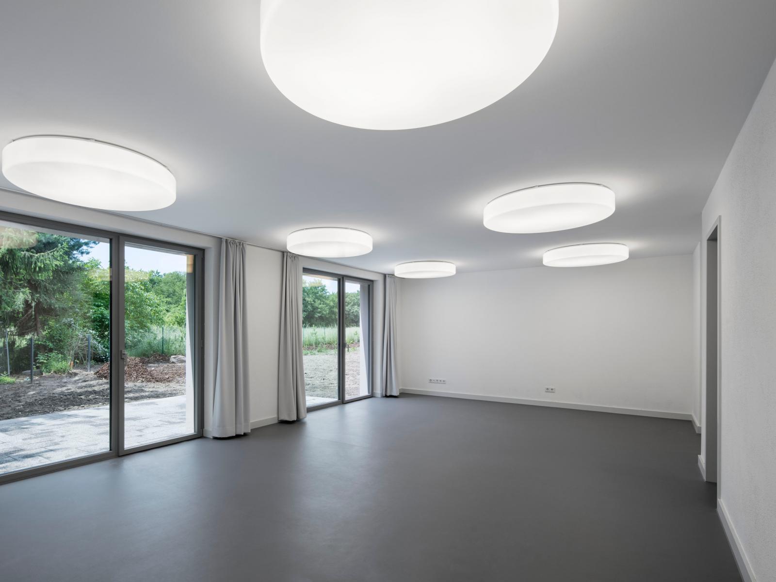 Übergangswohnheime Köln Innenraum