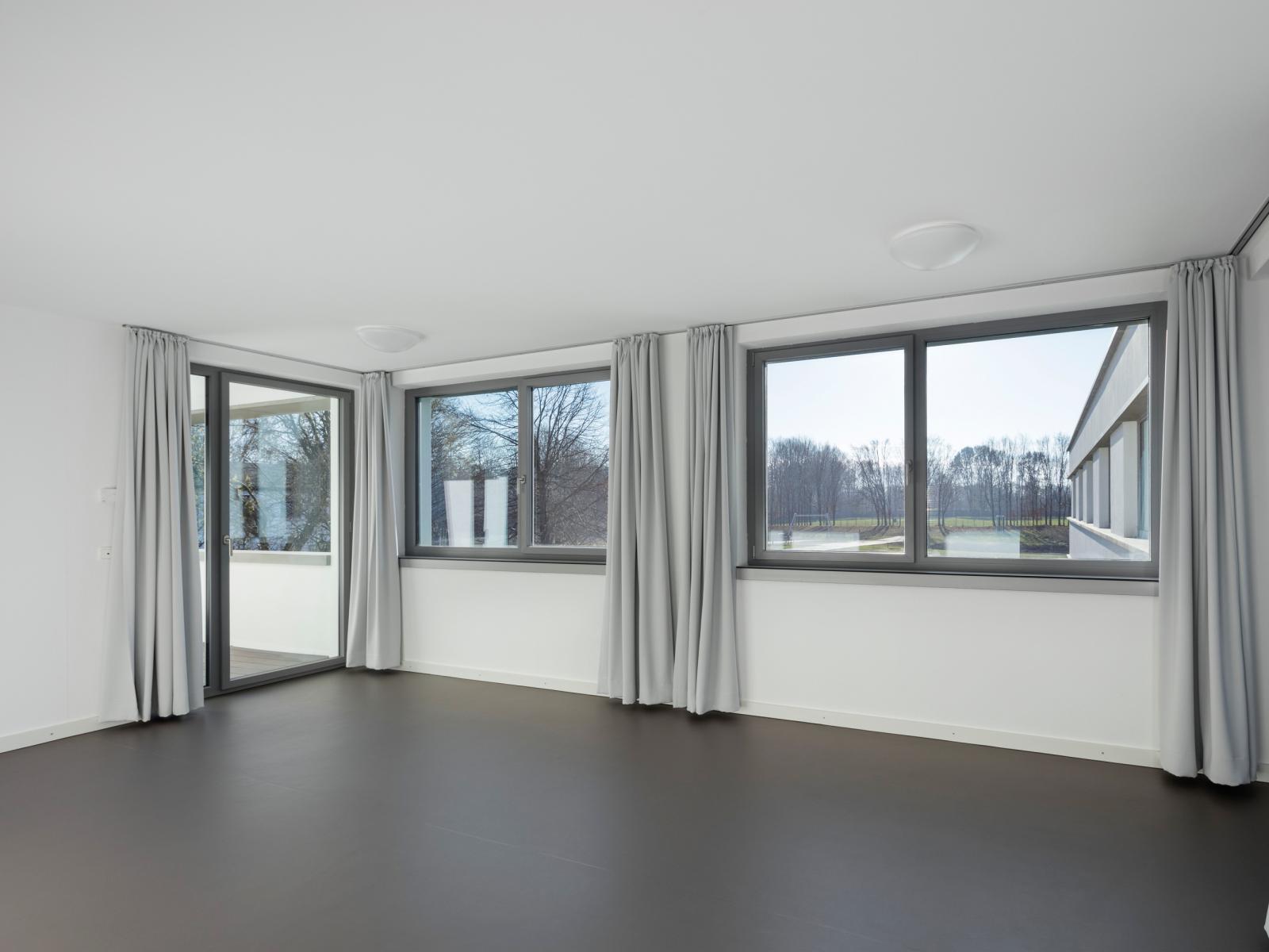 Übergangswohnheime Köln Wohnbereich