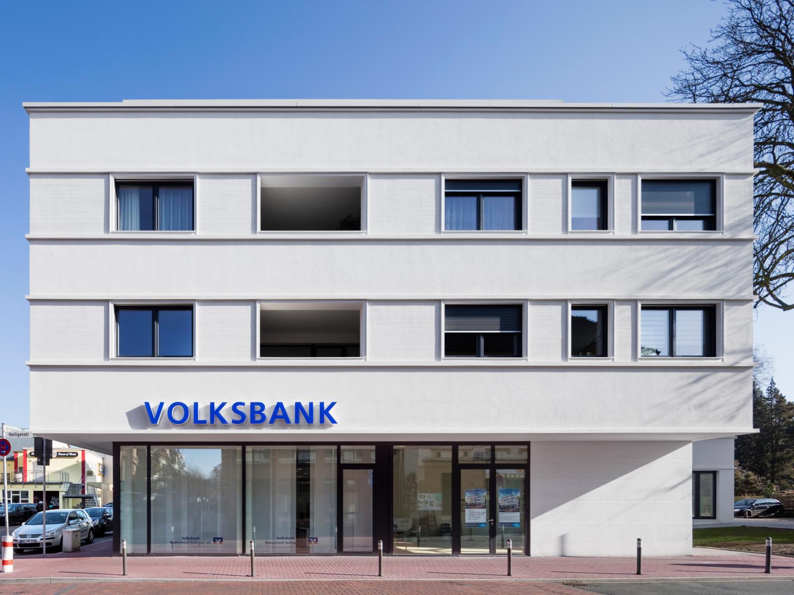 Wohnbau Kastanienhof Bank